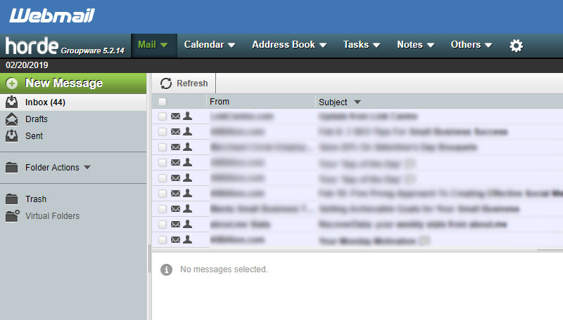 Horde MBOX Converter – Import / Export Horde Email to