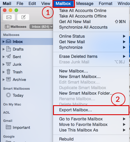 Apple Mail MBOX to Zimbra Migration – Convert MBOX Emails to